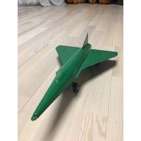 Игрушка ссср самолёт Запарожсталь