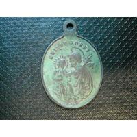 Медальон св.Иосифа