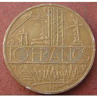 6175:  10 франков 1980 Франция