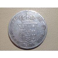 Сицилия 120 гран 1956г