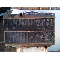 Радиатор мазда 323