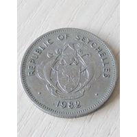 Сейшельские о-ва 1 рупия 1982г.