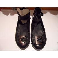 Туфли девичьи 38 размер