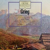 Grieg  1974, Philips, LP, NM, Holland