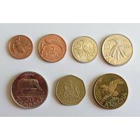 Малави набор монет