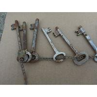 Ключи за один