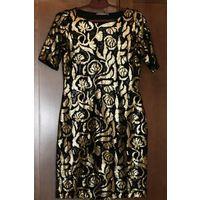 Вечернее платье в пайетках M&S, р. 42-44