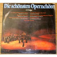 Die Schonsten Opernchore - 2.Folge