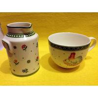 Молочник, Villeroy and Boch, пасхальная коллекция