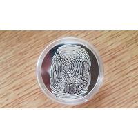 20 рублей Грюнвальдская битва серебро 2010