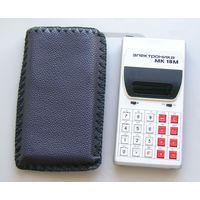 Калькулятор ЭЛЕКТРОНИКА МК-18М 1987 год