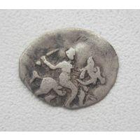 Иван IV Грозный - Деньга регулярный выпуск м.д.Тверь до 1547 года. Номер 67