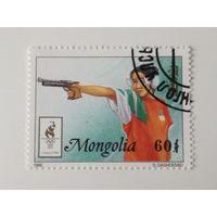 Монголия 1996. Олимпийские игры-Атланта, США.
