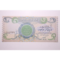Ирак, 1 динар 1984 года, UNC