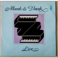 Marek & VaceK. Live. Mint