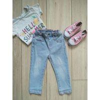 Классные джинсы р. 92