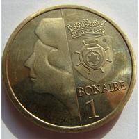 О.Бонайре 1 доллар 2013 г
