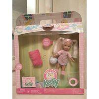 Новая кукла Келли храпящая Snoozin sisters Барби 2006 г.