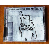 """Rage Against The Machine """"The Battle Of Los Angeles"""" (Audio CD)"""