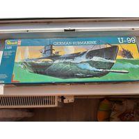 U-99, Revell 05054, 1:125