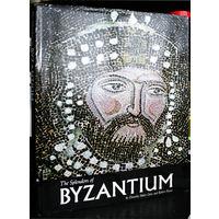 Великолепие Византии. The splendors of Byzantium. Альбом на английском языке.