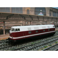 Дизельный локомотив BR 118 522-2 PIKO (цифровой). Масштаб НО-1:87.