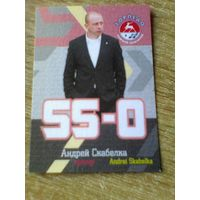 Андрей Скабелка - Тренер.