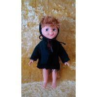 Кукла ГДР, мальчик с веснушками