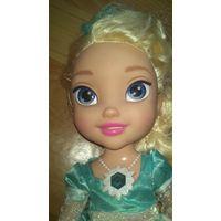 Кукла принцесса Эльза музыкальная Холодное сердце Jakks Pacific Disney