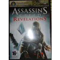 Компьютерная игра  Assassin S СreeD RevelationS Цена 1 руб. Перед покупкой уточняйте наличие- лот выставлен на других площадках. Состояние – как на фото, смотрите внимательно - вы получите именно то