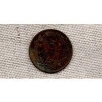 Греция 5 лепт 1882 /(DY)