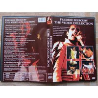DVD FREDDIE MERCURY (The Video Collection)