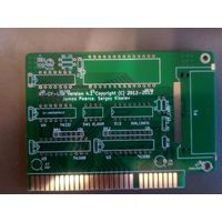 ISA 8-bit CF-Flash adapter (плата для сборки) XT-CF-Lite V4