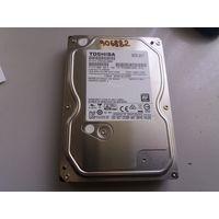 Жесткий диск SATA 500Gb Toshiba DT01ACA050 (906882)
