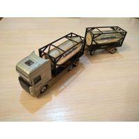 Модель грузовика scania