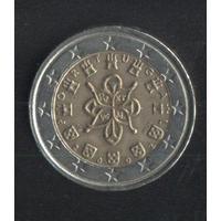 Португалия 2 евро 2002 г. Сохран!!