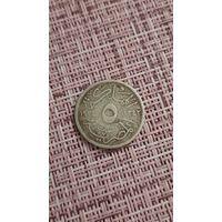 Египет 5 миллим 1924 г