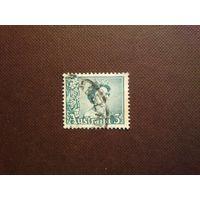 Австралия 1959 г.Елизавета -II.
