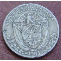 5351:  1/10 бальбоа 1983 Панама