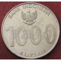 5838:  1000 рупий 2010 Индонезия