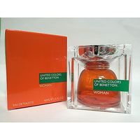 United Colors of Benetton Woman Benetton 40 ml, оригинал