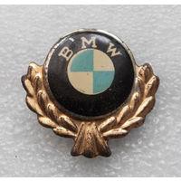 Знак БМВ (BMW). Оригинал. 60-е годы #0545-OP13