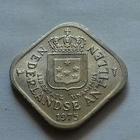 5 центов, Нидерландские Антильские острова, (Антиллы) 1975 г., AU