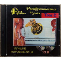 Various. Instrumental Gold Collection. Vol.2 (1997) 2CD