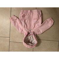 Детская куртка Idexe 3-6 мес