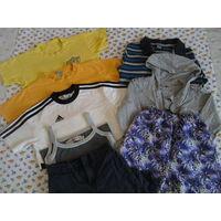 Пакет вещей для мальчика на рост 110-116
