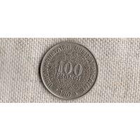 Африка Западная 100 франков 1967/(NS)