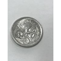 5 центов, 1999 г., Австралия