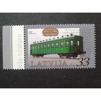 Латвия 2011 вагон