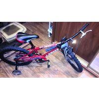 Велосипед Amigo Grande 20 б.у
